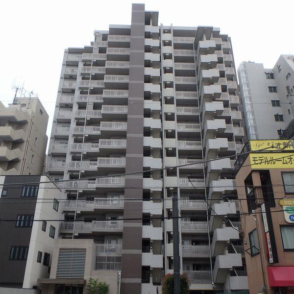 パークハウス新宿若松町